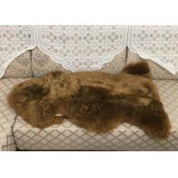 Best Australian Sheepskin Rug Soft Genuine Natural Merino Care  &  Cleaning Guide (2 x 3ft, Dark Brown) wholesale