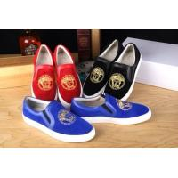 China new 2014 versace casual low shoes inside/low whole true for men's shoes European stars on sale