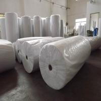 Best Carpet underlayer non-slip fabric, white polyester stitchbond nonwoven fabric wholesale