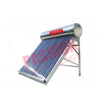 Best 250L Stainless Steel Thermal Solar Water Heater For Home Attractive Design wholesale