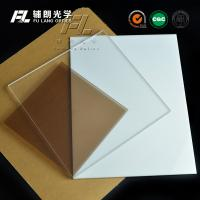 Best Milky White Acrylic Sheet 5mm Thick , Heat Resistant Plexiglass Sheets Durable wholesale