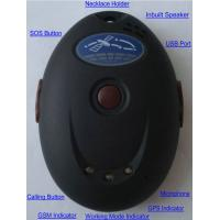 Best XT107 Mini GSM SMS GPRS GPS Tracker W/ SOS and Speaker & Microphone for 2-Way Phone Talk wholesale