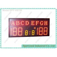 China High School Sports Electronic Volleyball Scoreboard / Table Tennis Score Boards on sale