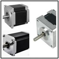 Quality High Torque Two Phase Electric Stepper Motor , Industrial Sewing Machine Servo Motor wholesale