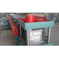 Best Width 100 - 300mm Z Type Purlin Cold Roll Forming Machine For Exhibition Building wholesale