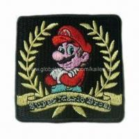 Embroidered Make Patch