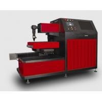 Quality Small Breadth YAG Laser Cutter for Metal Laser Cutting Industry , Three Phase 380V / 50Hz wholesale