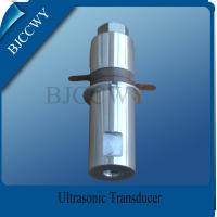 Best High Frequency Piezoceramic Transducer High Voltage Transducer wholesale