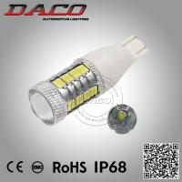 Buy cheap T15 4014 32 smd + 1 Cree non-polarized 10-30V from wholesalers