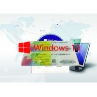 Best Win 10 Pro label sticker/ FPP/ OEM FQC-08929 64 Bits Made in Hong Kong Support 1 User wholesale