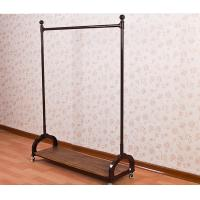 Best Stainless Steel Metal Cloth Rack / Garment Showrooms Display Stand wholesale