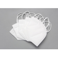 Best Disposable Nonwoven 5 Layer KN95 Foldable Dust Mask wholesale
