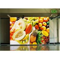 Best programmable Indoor Full Color  LED Display wholesale