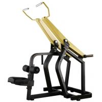 Best Professional Yellow Hammer Strength Plate Loaded Gym Equipment / Pull Down Machine 152kg wholesale