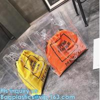 China pvc tote shopping bag with strength handle, Purse Handbag,pvc shopping bag, Pvc Coated Cotton Shopping Bag, shopper bags on sale