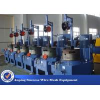 Best Aluminium / Copper Wire Drawing Machine For Making Stainless Steel Wire wholesale