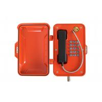 Buy cheap Hotline Explosion Proof Telephone Analogue / SIP Version For Coal Mine from wholesalers