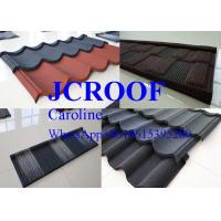 Best Bent Tiles Steel Corrugated Roofing Sheets Soncap / BV / SGS Certificate wholesale