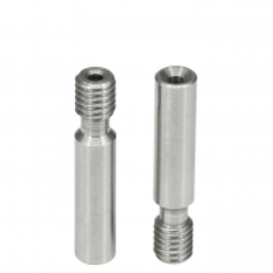 Best Stainless steel Nozzle Pipe mk8 hotend heatbreak Outer 3mm Inner 2mm wholesale