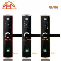 Best Touch Keypad Fingerprint Door Lock IC Card Access Control And Remote Controller wholesale