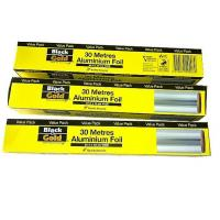 China Household aluminum foil roll on sale
