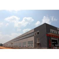 Quality Stabilized Fabricated Single Storey Steel Buildings Welded H Section Structure wholesale