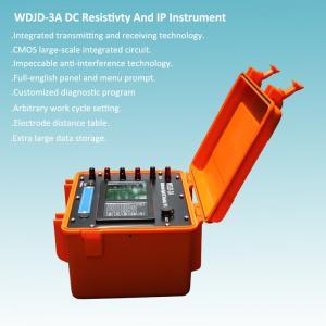 Best Civil Geophysical Prospecting DC Resistance And Induced Plolarization Insrtument wholesale