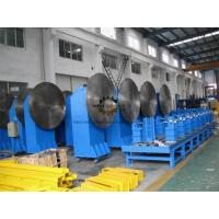 Best Tail Single Rotate Axis Welding Positioner Turntable 2 - 10m Distance Rotation wholesale