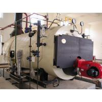 Best Three Pass Condensing Oil Heating Steam Boilers , Electric Or Natural Gas Boiler wholesale