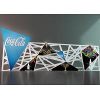 Best Indoor Triangle Shape LED Screen Creative Triangle LED Video Wall Display wholesale
