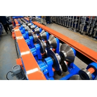 Best Welded Structural Steel 18mm C Purlin Roll Forming Machine wholesale
