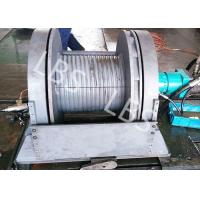 Buy cheap Light Weight Hydraulic Mooring Winch Compact Structure Small Volume from wholesalers