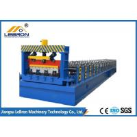 Best PLC Control Floor Deck Roll Forming Machine , 15000KGS Automatic Roll Forming Machine wholesale