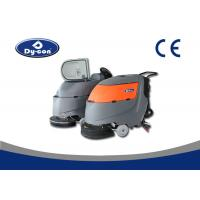 China Classical Compact Commercial Floor Scrubber Dryer Machine For Airport / School Ground on sale