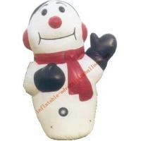 Best 7m Hot-selling Giant Inflatable Human Snow For Christmas Promotion wholesale