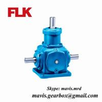 Details Of Electric Motor Reduction Gearbox Bevel Gear
