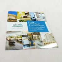 Best Listed Company Catalogue / Booklet / Brochure Printing Services 128 / 157 gsm Matt wholesale