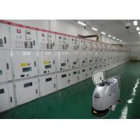 Best Compact Floor Scrubber Dryer Machine Pushing Behind For Electric Company wholesale