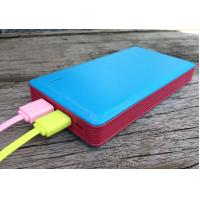 Best High Capacity 13200mah Portable Power Bank For Mobile Devices , Dual USB Power Bank wholesale