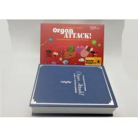 Best Intellectual Taste Board Game Card Game organ attack Game for Family Friend Travel Playing Card wholesale