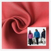 China Waterproof 150 Denier Polyester Fabric Anti - Tear With Excellent Wear Resistance on sale