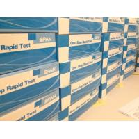 Best Filariasis IgG/IgM Rapid Test Uncut Sheet wholesale