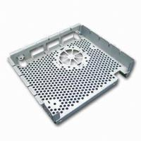 Best Electro - Galvanized Steel Metal Stamped Parts SECC For Automotive DVD  Case Shell wholesale