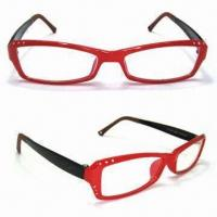 Best Optics Frames, Made of TR90 with Stones, Fashionable Design, Suitable for Women and Men wholesale