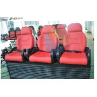 Best 5D movie theater chair supplier with red, yellow, blue, black color Motion Theater Chair wholesale