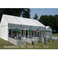 Best A Shaped Marquee Party Tent Fire Resistant For Restaurant Catering Use wholesale