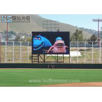 Best OEM Accepted Football LED Display For Advertising 768x768x110mm wholesale