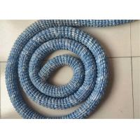 Best Geocomposite Drain 50mm Diameter Flexible Permeable Hose With PVC Coated Steel Wire wholesale