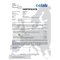 YUEQING FEEO ELECTRIC CO.,LTD Certifications