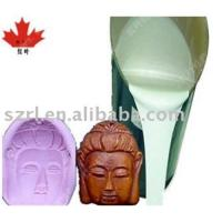 Best silicone rubber for statue Buddha,plaster mold making silicone wholesale